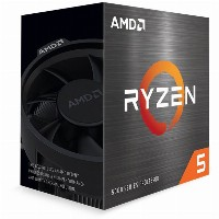 AMD AM4 Ryzen 5 6 Box 5600X 3,7GHz MAX Boost 4,6GHz 6xCore 35MB 65W with Wraith Stealth Cooler