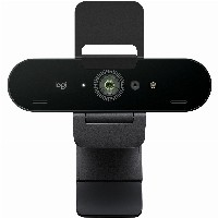 Logitech BRIO STREAM - Web-Kamera - Farbe - 4096 x 2160 4K