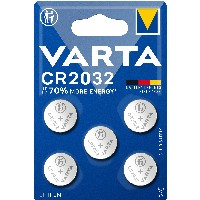 Knopf CR2032 VARTA 3V 5Pack
