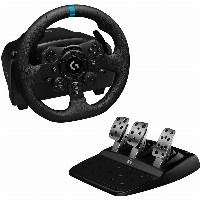 Logitech G G923 - Lenkrad + Pedale - PC - PlayStation black