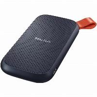 1TB Sandisk Portable USB-C 3.1 Schwarz