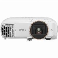 (1920x1080) Epson EH-TW5820 3-LCD 2700-Lumen 16:9 HDMI USB BT 3D Speaker Full HD White 28-36dB