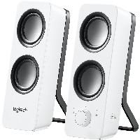 Logitech Z200 2 Lautsprechersystem weiß