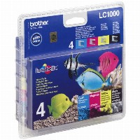 TIN Brother LC-1000 Multipack