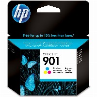 TIN HP # 901 CC656AE color