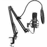 Broadcast Sandberg Streamer USB Microphone Kit