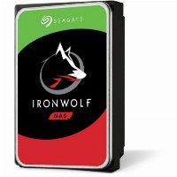 FES-SATA 8TB Seagate IronWolf ST8000VN004 7200RPM 256MB
