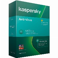 Anti-Virus - 1 Device, 1 Year - Box