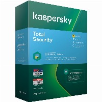 Kaspersky Total Security (Code in a Box) (FFP) 2020