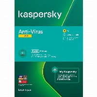Kaspersky Anti-Virus - 3 Device, 1 year - Upgrade