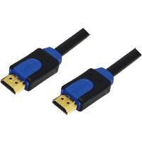HDMI (ST - ST) 2m 3D+Ethernet+4K Box LogiLink