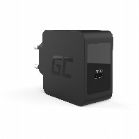Ladegerät GreenCell Charger USB-C Power Delivery 18W Black