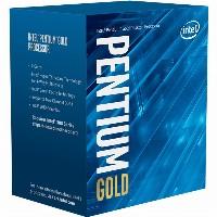 Intel S1200 PENTIUM Gold G6400 BOX 2x4 58W GEN10