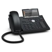 SNOM D375 VOIP Tischtelefon (SIP) ohne Netzteil