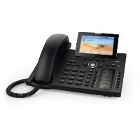 SNOM D385 VOIP Tischtelefon (SIP) ohne Netzteil
