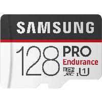 128GB Samsung Pro Endurance MicroSDXC 100MB/s +Adapter