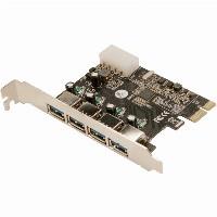 USB 3.0 PCI-Express 4x LogiLink