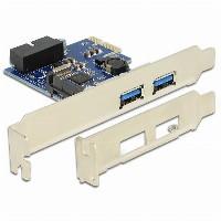 USB 3.0 PCIex1 2xInt.2xExt. DeLock