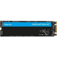 SSD 512GB InnovationIT Black M.2 BULK