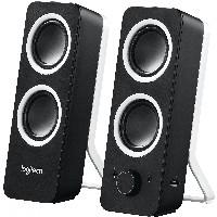 Logitech Z200 Speaker 2.0 Midnight