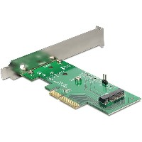 PCI Express Card > 1x M.2 NGFF Delock
