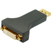 DisplayPort > DVI (ST - BU) Adapter