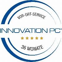 Innovation Serien PC Vor Ort Service 36 Monate / 24 Stunden