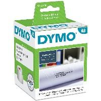 Dymo LabelWriter - Adressetiketten Selbstklebend - 36 x 89 mm - Schwarz auf Weiß - (S0722400)