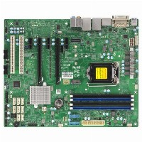 1151 S SUPERMICRO X11SAE Workstation