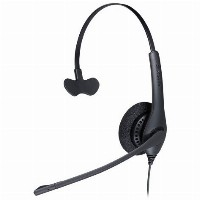 Jabra BIZ 1500 Mono QD Headset Wired Black