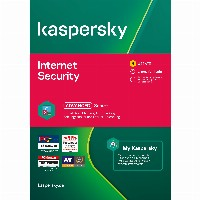ESD Kaspersky Internet Security 3 Devices ESD