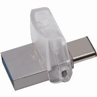 USB3.0 Stick 128GB Kingston DataTraveler microDuo 3C Type-C