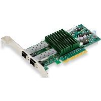 INTG 10GB 2xSFP+ SUPERMICRO AOC-STGN-i2S |Intel 82599ES; PCIeX8; LP