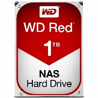 1TB WD WD10EFRX Red NAS 5400RPM 64MB