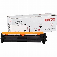TON Xerox Black Toner Cartridge equivalent to HP 17A for use in LaserJet Pro M102, MFP M130 (CF217A)