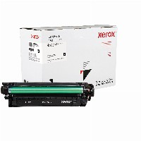 TON Xerox Black Toner Cartridge equivalent to HP 647A for use in Color LaserJet Enterprise CP4025, CP4525 (CE260A)