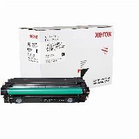 TON Xerox Black Toner Cartridge equivalent to HP 508A for use in Color LaserJet Enterprise M552, M553, MFP M577; Canon imageCLAS