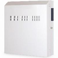 """NWS Wandschrank 19"""" 4HE Digitus, Slim 800x640x220 mm, vertikale Montage im Inneren, Farbe Grau (RAL 7035)"""