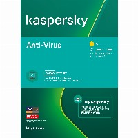 Kaspersky Anti-Virus - 1 Device, 1 Year - ESD-Down