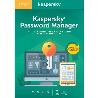 Kaspersky Cloud Password Manager - 1 Device, 1 Yea