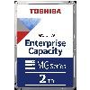 2TB Toshiba Enterprise Capacity 7200RPM 128MB Ent.