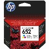 TIN HP 652 F6V24AE Cyan Magenta Yellow TRI Color