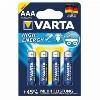 AAA VARTA Micro Alkaline Longlife Power LR03 4Pack