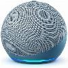 Amazon Echo Dot (4th Generation) blue/grey