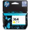 TIN HP # 364 CB320EE yellow