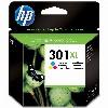 TIN HP # 301XL CH564EE color