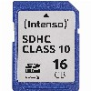 SDHC 16GB Intenso C10 20MB/s
