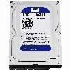 1TB WD WD10EZEX Blue 7200RPM 64MB