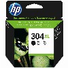 TIN HP # 304XL N9K08AE black