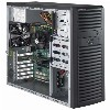 Barebone Workstation Mid-Tower Single 1151;500W Su